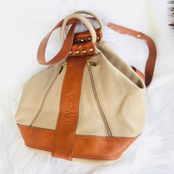Valentina Bags   Italian Leather Bagbackpack   Poshmark 7a99819aff